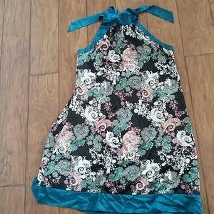 Cute halter neck dress